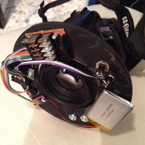 PBR Texture Scanner - Control Unit