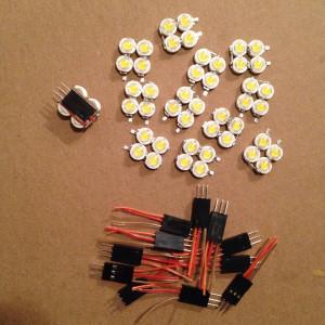 PBR Texture Scanner - Building HPL Lamps