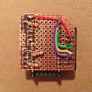 PBR Texture Scanner - MCU Module