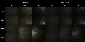 PBR Texture Scan - Asphalt